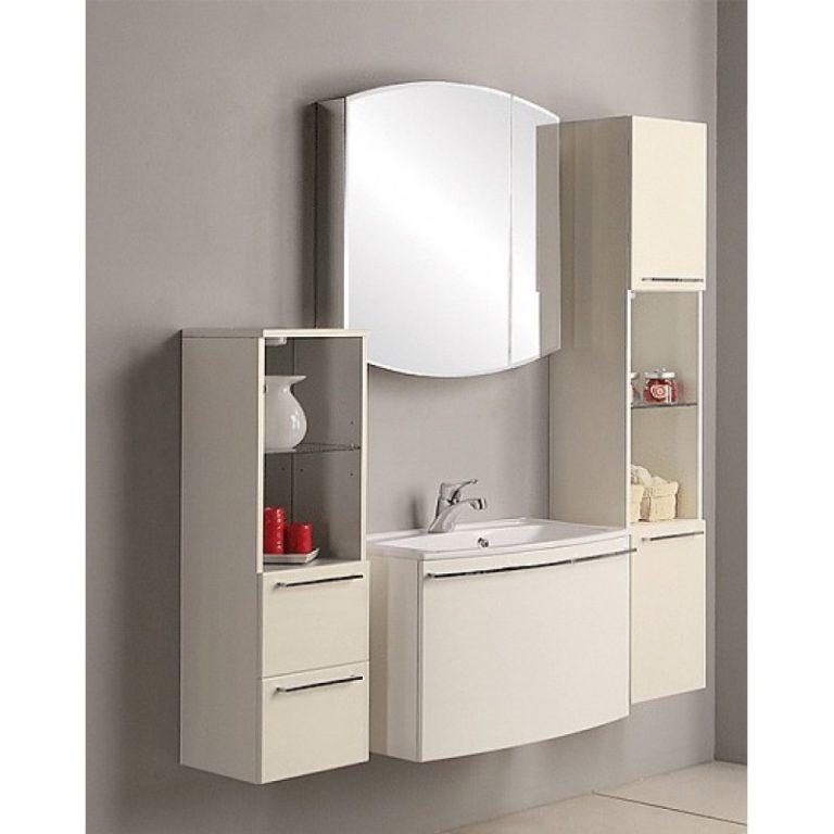 Шкаф-колонна для ванной Севилья