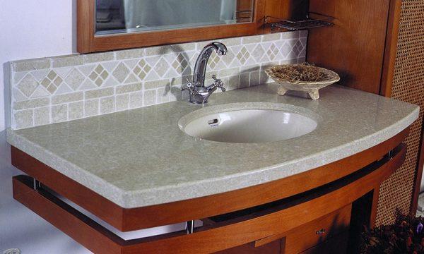 Столешница под раковину для ванной Sophie
