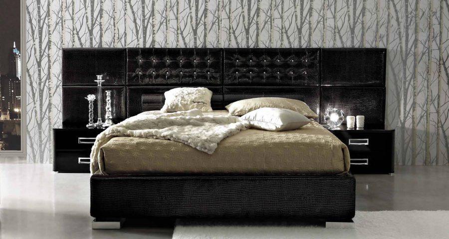 Кровать двуспальная Табаско