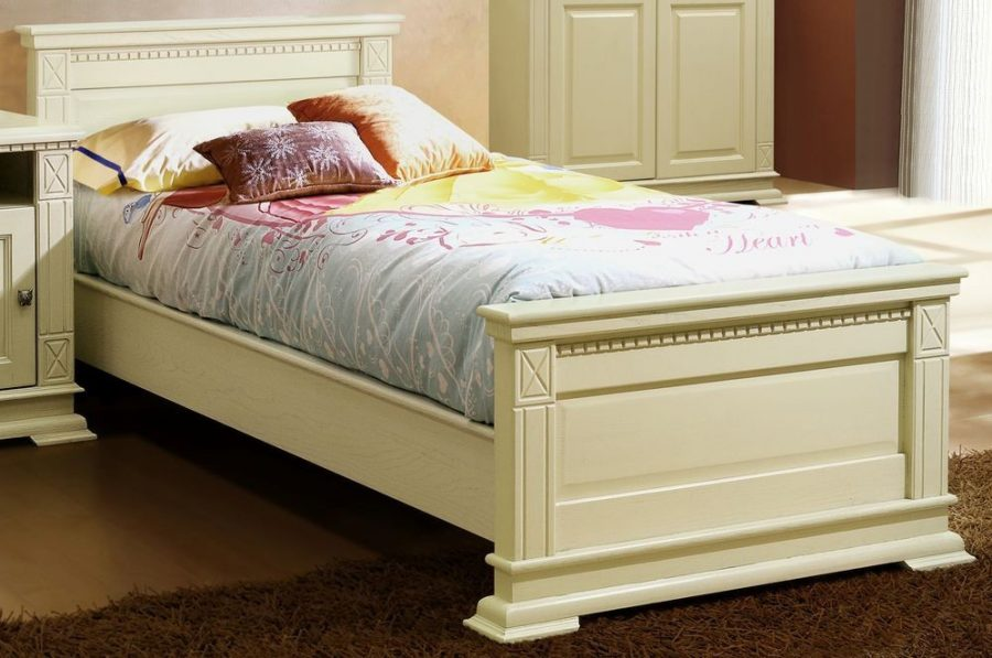 Кровать односпальная Sherlok