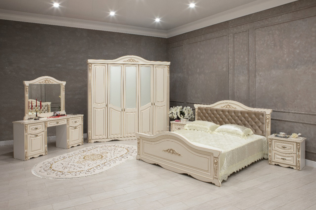 Спальный гарнитур Эссен