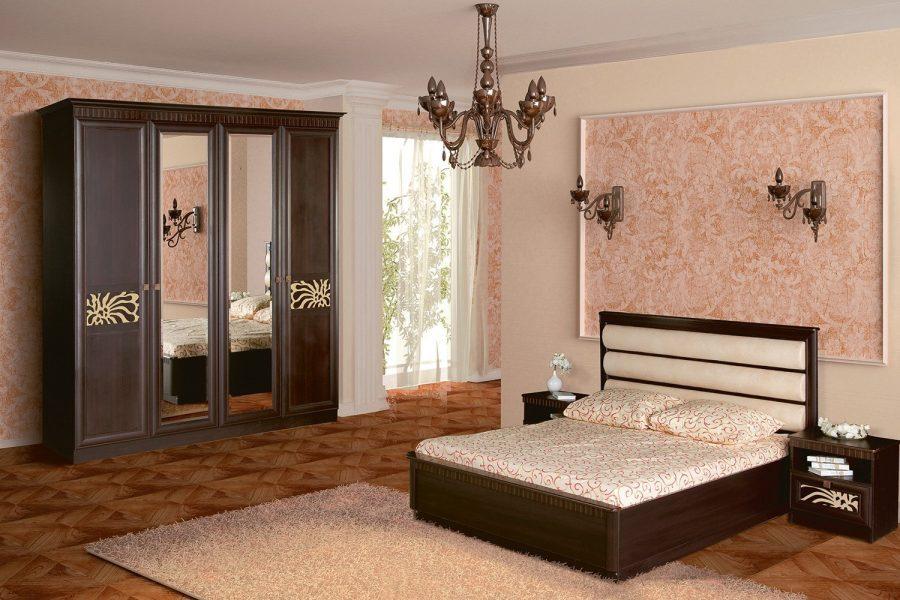 Спальный гарнитур Mokko
