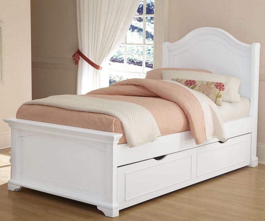 Кровать односпальная Sanctuary