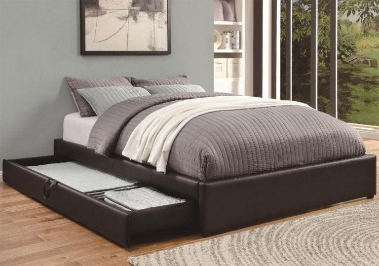 Кровать с ящиками для хранения Дримлайн