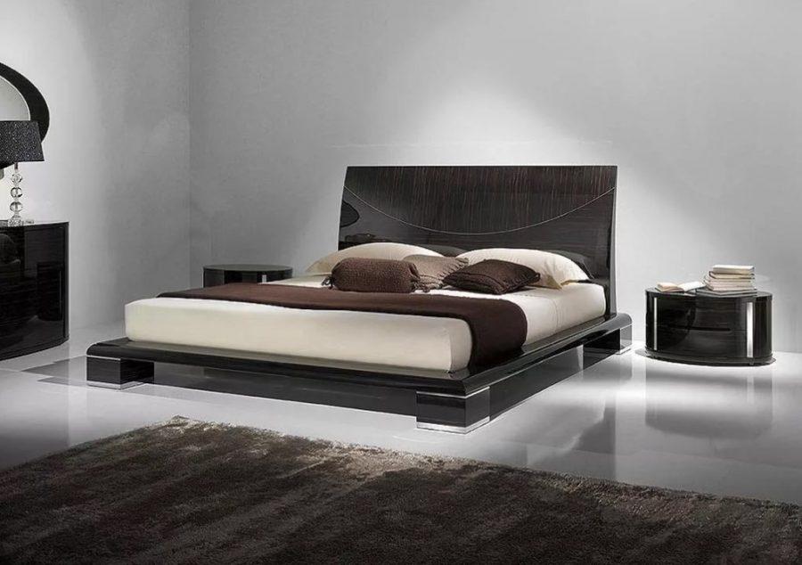 Кровать двуспальная Nelly
