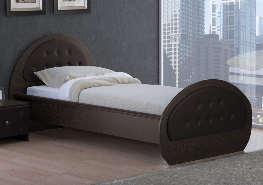 Кровать односпальная Brooks