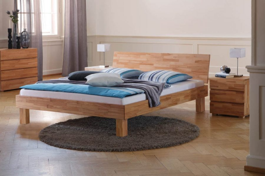 Кровать двуспальная Раис