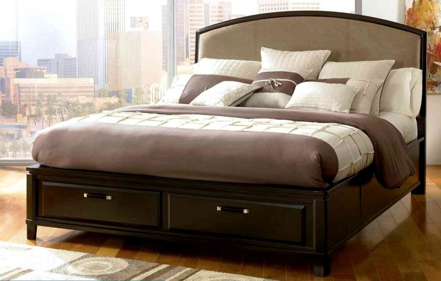 Кровать двуспальная Империал