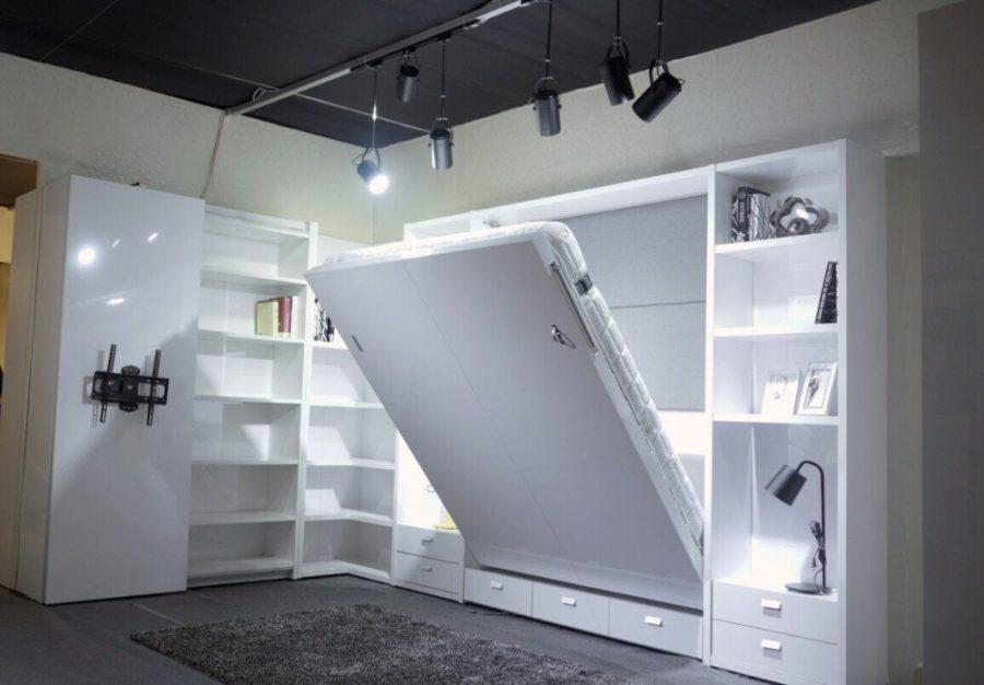 Шкаф-кровать Джара