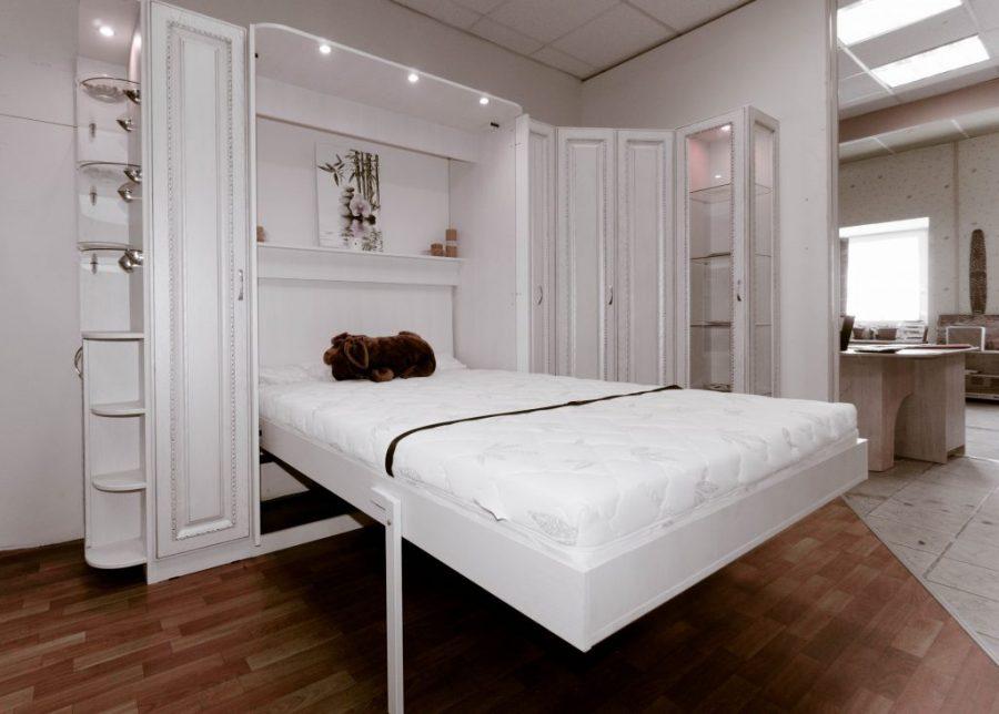 Шкаф-кровать Соло