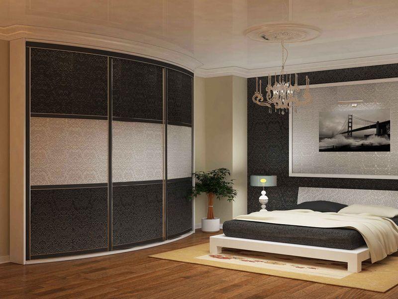 Шкаф-купе в спальню Marcato