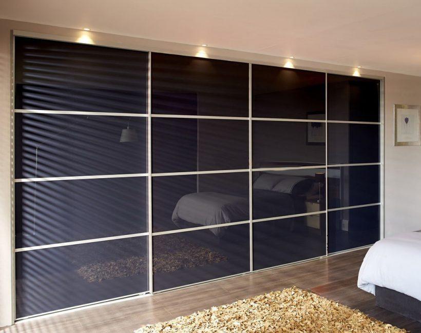 Шкаф-купе в спальню Мамбо