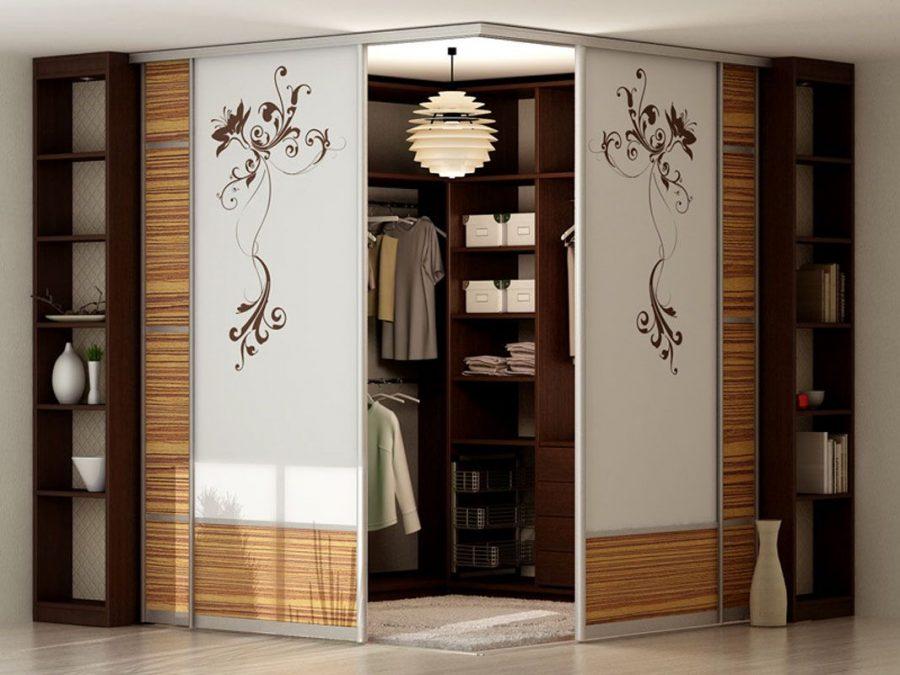 Шкаф гардеробный Стува