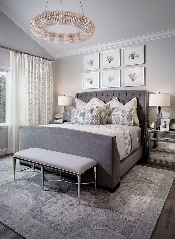 Мягкая кровать с подъёмным механизмом Teofilo