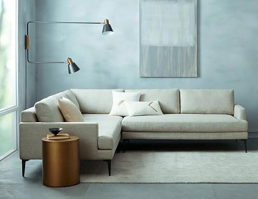 Угловой диван Marleigh