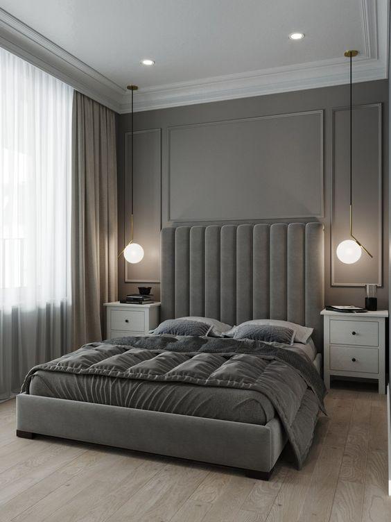 Мягкая кровать с подъёмным механизмом Batista