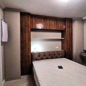 Современная мебель в спальню из испанских материалов Alvic