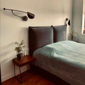 Кровать Велюр