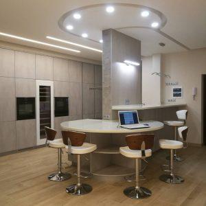 Космическая белая кухня