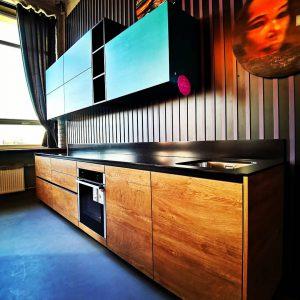 Стильная кухня в в ARTPLAY